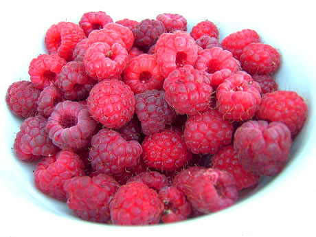 Flavour of the day - Raspberry