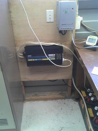 Solar PV Backup