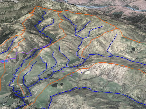 Water smart design and land use