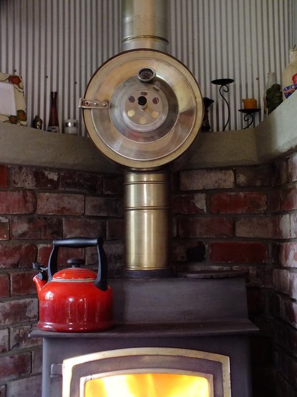 Chimney Oven