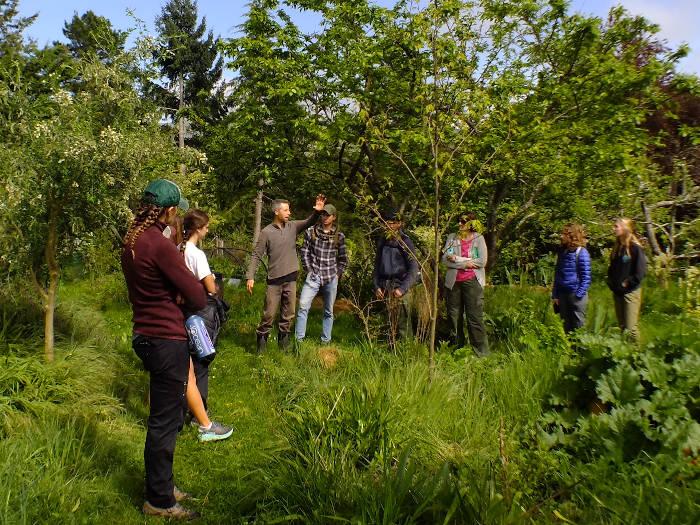 CCSP Kaikoura 6 monthly tour of blockhill