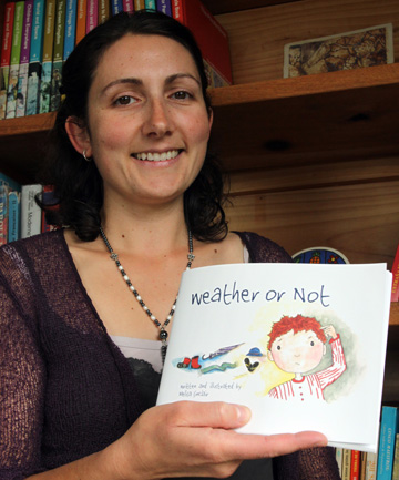 Fickle climate gets a book in its honour