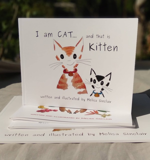 I am Cat and That is Kitten