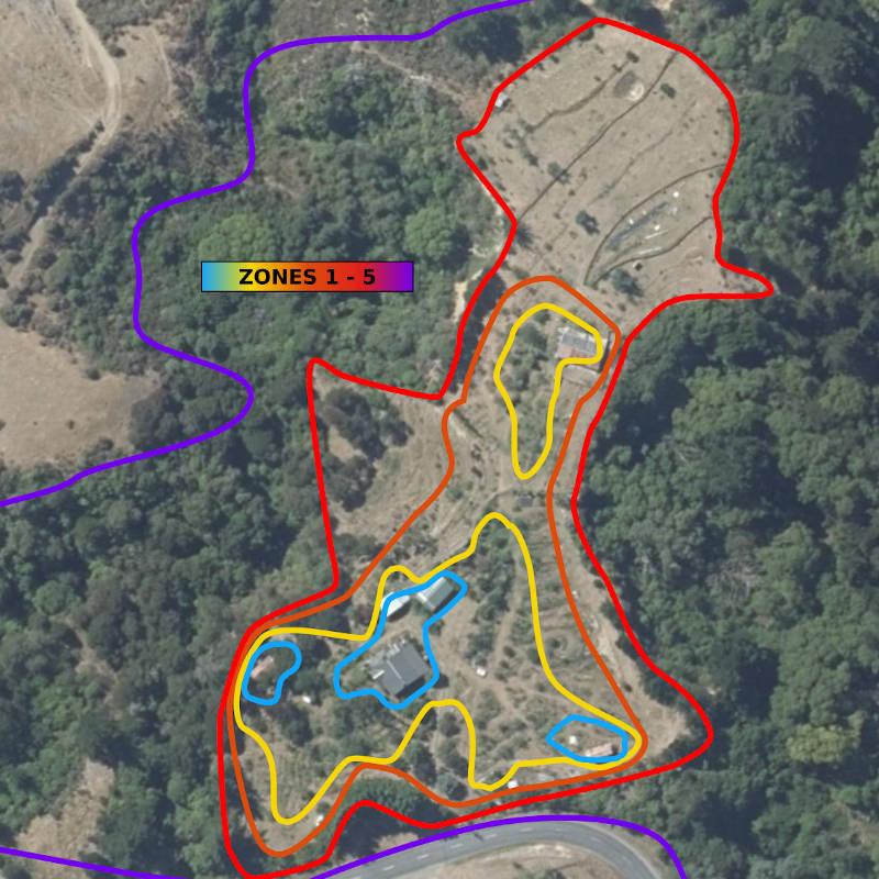 Zones as a design concept