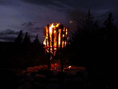 Effective fire making