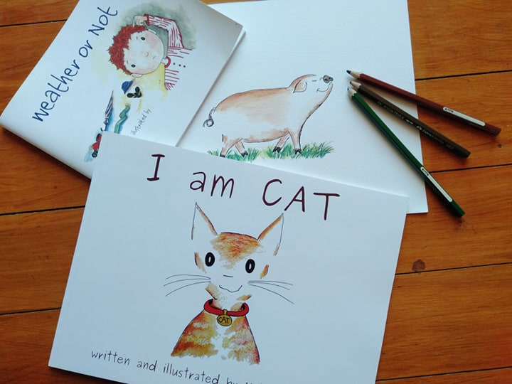 Buy childrens picture books written and illustrated by Melisa