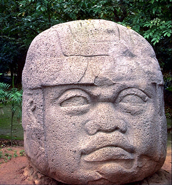 Olmec, indigenous peoples of central America
